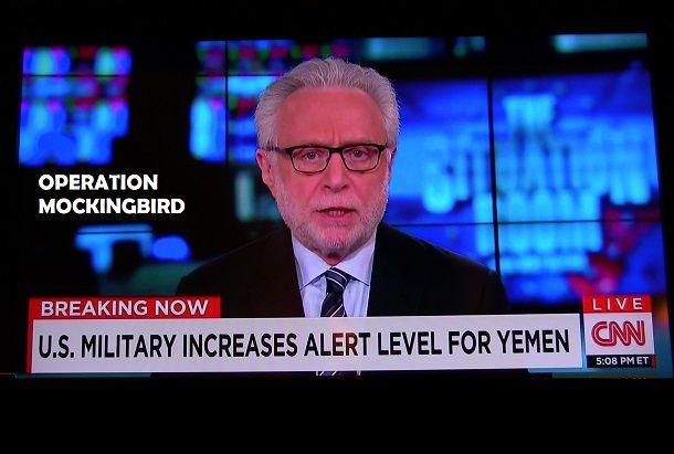 Mockingbird: US Media Sets Stage For Yemen Military Intervention' Ahead of SOTU