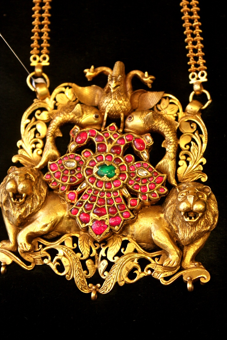 Gorgeous antique jewelry more than 100 years old