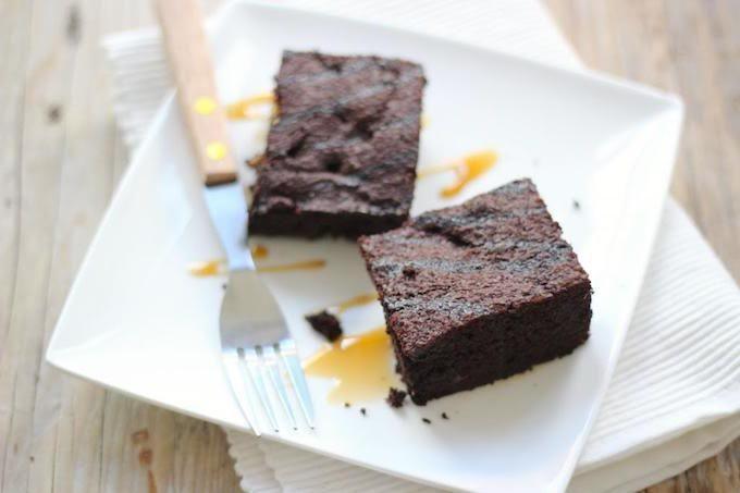 Hoe maak je zelf Twix brownies?