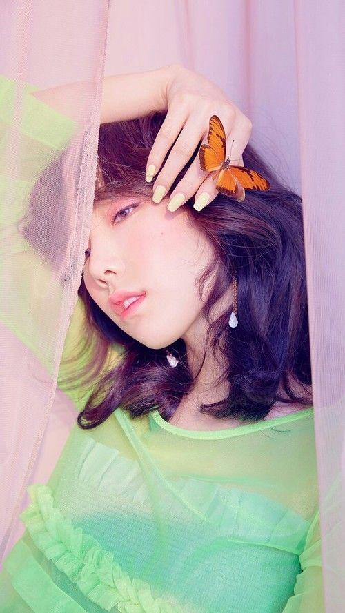 Kim Tae Yeon - SNSD Leader (Taeyeon) Image by Mrdjay Jojoe
