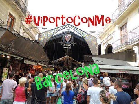 #ViPortoConMe - Mercat St. Josep - La Boqueria Barcelona