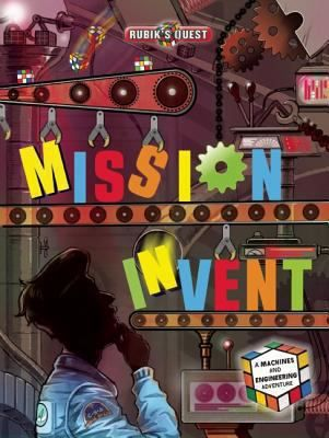 Mission Invent explores machines and engineering. In this interactive adventure, young readers must use their problem-solving skills to navigate through a twisting-turning world of toys and puzzles. Graphic illustrations bring science and math concepts to life, while a glossary and reference section encourage further exploration.