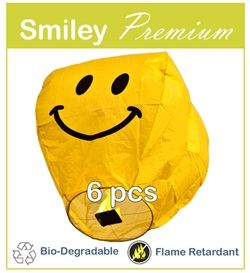 Smiley Face - Cute and Fun Sky Lanterns for celebrations.  Purchase here:  http://www.skylanterns.us/Smiley-Face-Sky-Lanterns-p/psl6-smiley.htm