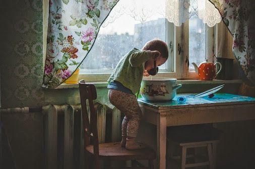 Название работы: БОРЩ Автор: Денис Ледяев #жанровая_фотография   #дети …