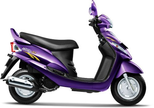 Mahindra Rodeo RZ 125CC Scooter Price and Specifications