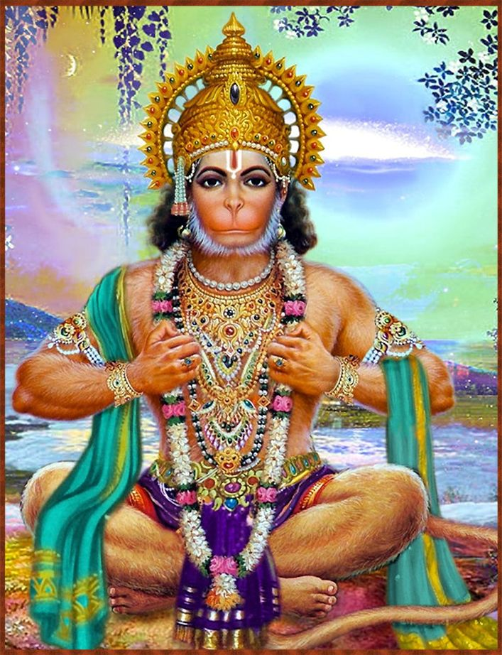 HANUMAN in 2020 | Hanuman wallpaper, Hanuman live ...