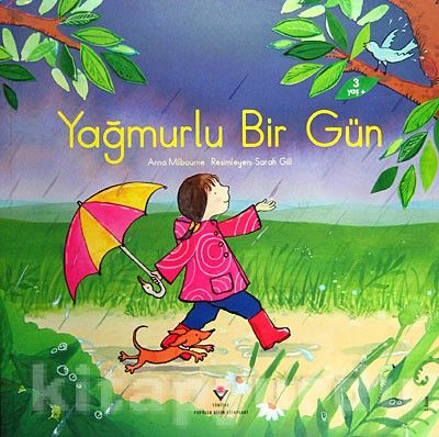 Yağmurlu Bir Gün - Anna Milbourne | Kitapyurdu Yayıncılık ve İletişim A.Ş.