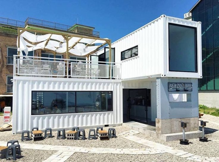 65 best shipping container homes images on pinterest container houses shipping containers and - How much to build a container home ...