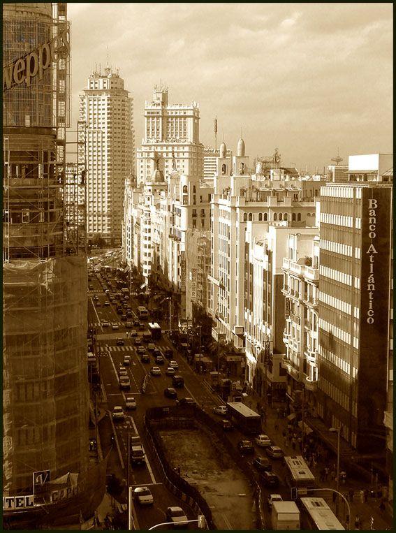 Classical Madrid, por Brem