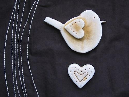 Lavoretti con la pasta di sale DIY