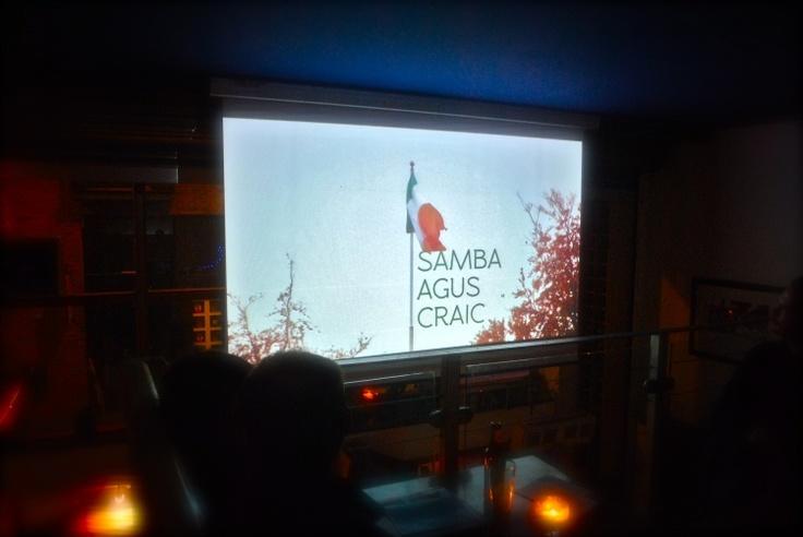 "About XIII Irish-Latin America Film Festival- Samba Agus Craic in ""La Dolce Vita"""