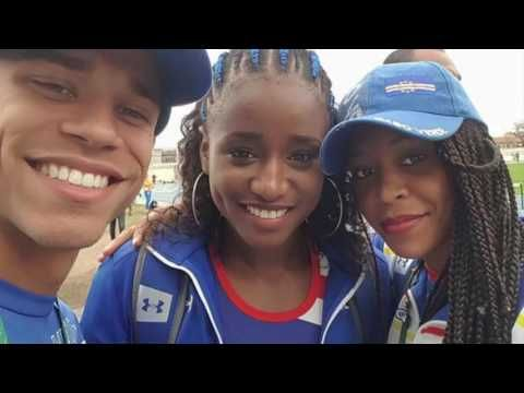 Cape Verde HISTORY was MADE in RIO!!!! - YouTube