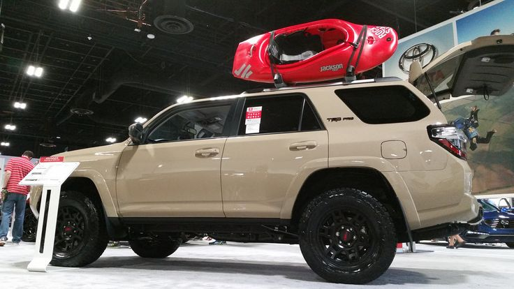 2016 Toyota 4Runner Limited's Latest Features