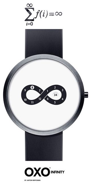 65a925b44 Oxo Infinity by Anton Repponen  watch  concept  want