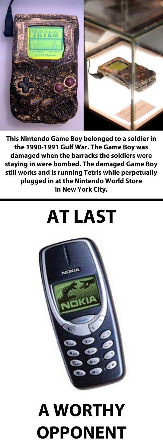 Nintendo Game Boy...