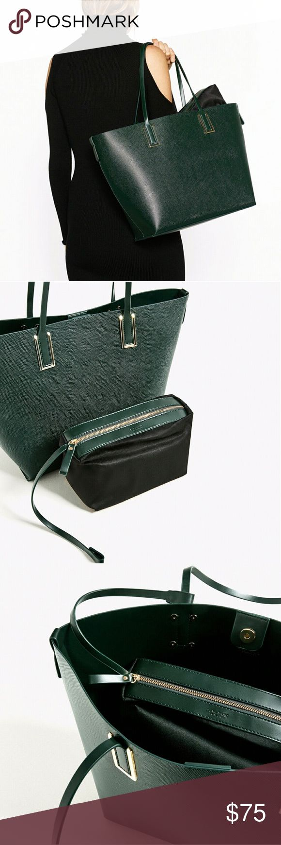 ZARA TOTE BAG BRAND NEW ZARA TOTE BAG BRAND NEW Zara Bags Totes