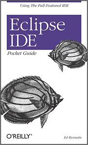 #Eclipse #Java #Ant #JUnit This practical pocket guide gets you up to speed quickly with Eclipse. It covers basic concepts, including Views and editors, as well as features that are not commonly understood, such as Perspectives and Launch Configurations. You'll learn how to write and debug your Java code--and how to integrate that code with tools such as Ant and JUnit.