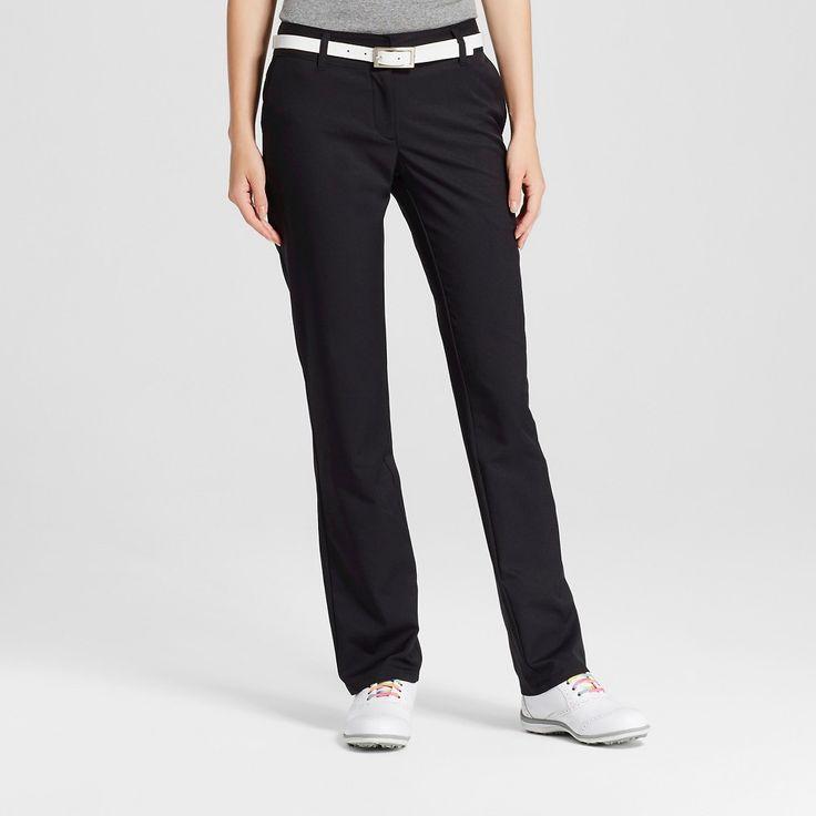 Women's Golf Pant Black 2 - C9 Champion