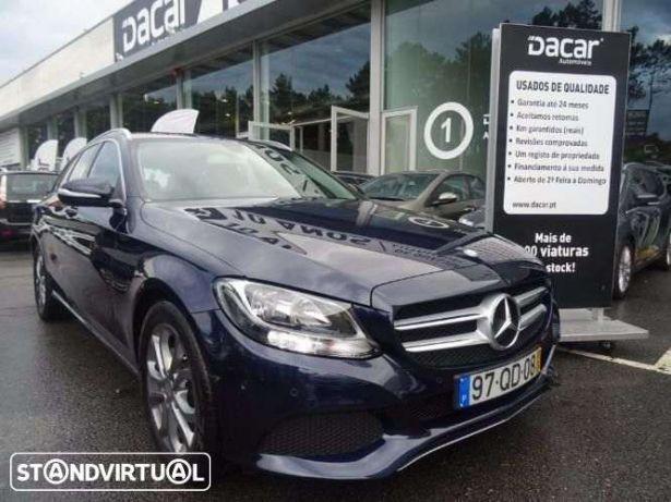 Mercedes-Benz C 180 BlueTEC Avantgarde preços usados