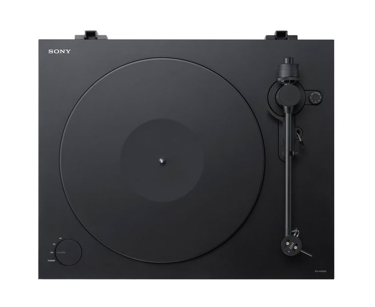 Sony is pursuing audiophiles, collectors, and connoisseurs with its new PS-HX500 turntable
