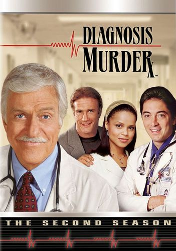 Diagnosis Murder: The Second Season [6 Discs] [DVD]