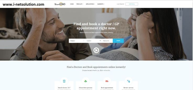 Readymade PHP Healthcare Appointment Booking Clone Script is the latest upcoming trend and if you desire to start your own doctor appointment website, we have the Healthengine Clone Script for you. Using our Readymade PHP Healthcare Appointment Booking Clone Script, doctors and private clinics can register them on your website and get connection with patients globally.  To Contact our I-NET Solution Team:                        Website URL: http://www.i-netsolution.com/