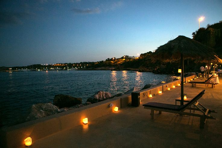 Seaside reception venue- Mitheo Events | Concept Events Styling