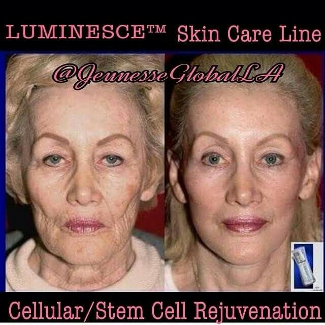 The Power of Luminesce Cellular Rejuvenation Serum.  Stay Young Forever  www.LovelierYou.JeunesseGlobal.com
