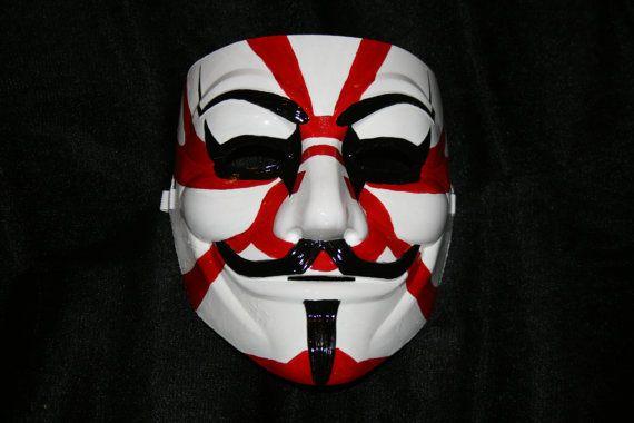 japanese kabuki guy fawkes mask | Pop Art | Pinterest ...