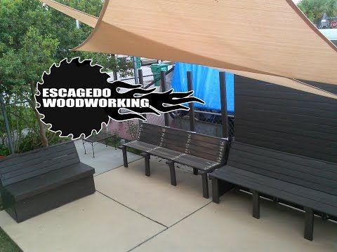 escagedowoodworking: A modern Miami patio ( Home and Garden )