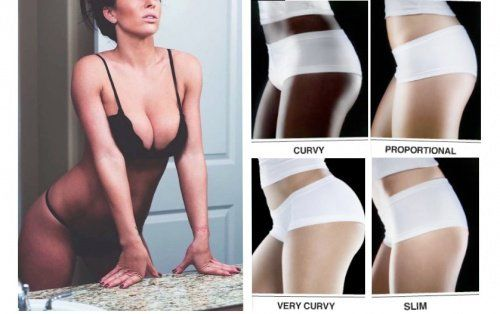 Study Proves: Men Really Admire Women's Curves — But Not The Ones You Think #Womenscurve #Curve #Butt