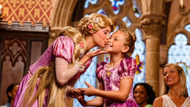 Dine With Disney Princesses Inside Cinderella Castle During This