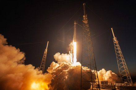 SpaceX is gearing up for a super-busy launch schedule