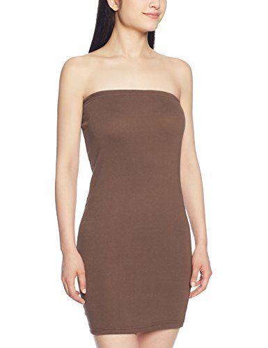 おすすめ (ルビタス) rubitas インナー ウェア ドレス ワンピース スカート ウエア チューブ トップ 2way