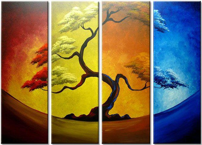 photograph 4 season tree - Google Search