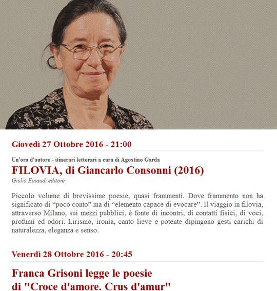 Un'Ora d'Autore a Padernello  http://www.panesalamina.com/2016/52250-unora-dautore-a-padernello-8.html