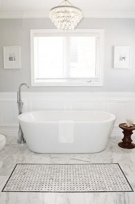 Master bathroom bianco carrara 12x12 floor tile bianco for Bathroom designs 12x12