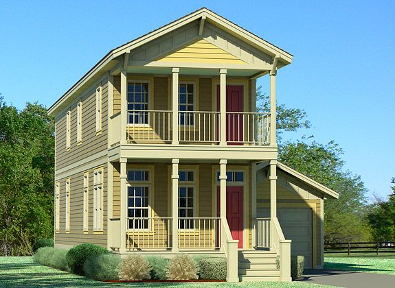 17 best morton home buildings floor plans images on Prefab shotgun house