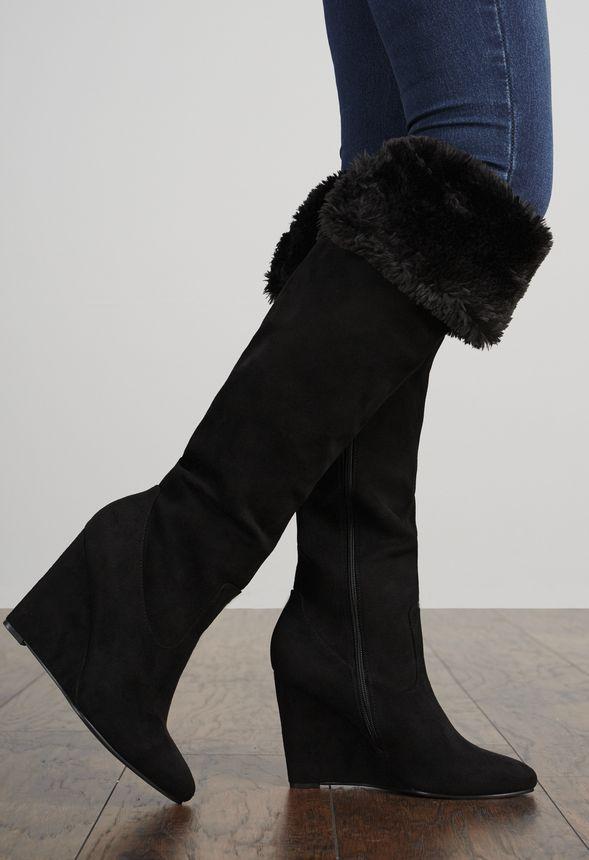 Awesome Gwendolynne Schuhe in BLACK g nstig kaufen bei JustFab