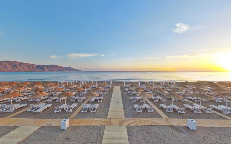 Anemos Luxury Grand Resort-beach