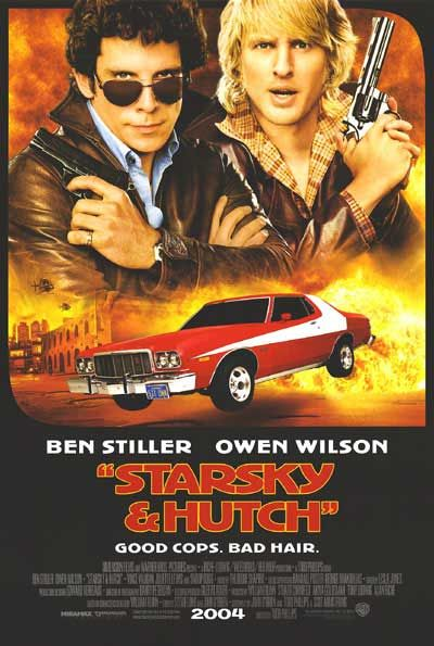 ver Starsky y Hutch La película 2004 online descargar HD gratis español latino subtitulada