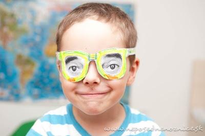 šílené brýle:)