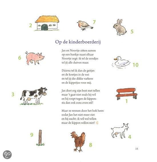 Versje kinderboerderij