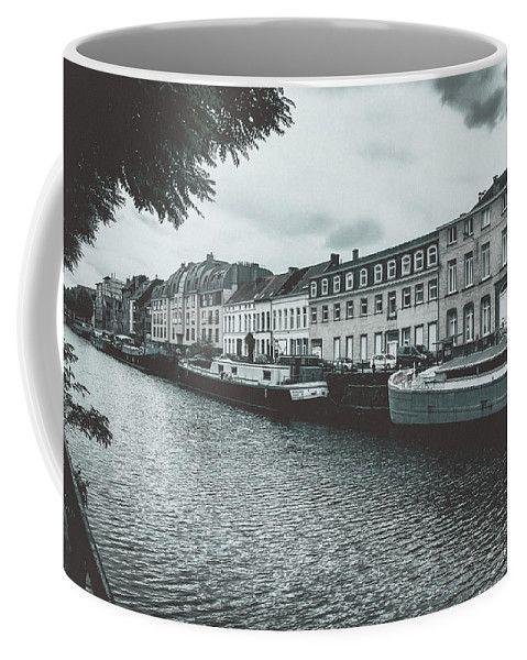 Travel Coffee Mug featuring the photograph Somewhere In Gent. Part 2 by Elena Ivanova IvEA  #ElenaIvanovaIvEAFineArtDesign #Decor #Mug #Cup #Gift