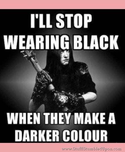 Black Metal Memes 3 Heavy Metal Metal Meme Black Metal