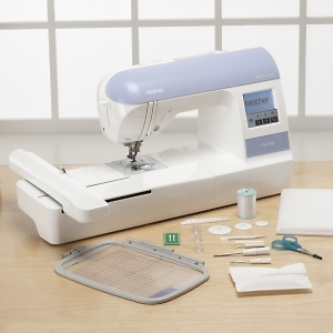 Brother Embroidery machine - at HSN. I love my BROTHER!!!