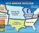 Farmer's Almanac Predicts Cold and Wet Winter