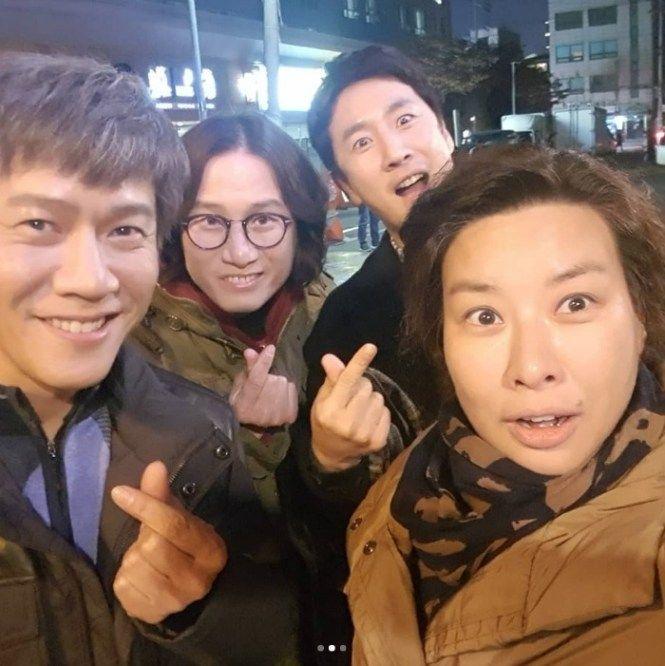 Behind The Drama My Mister My Ajusshi Drama Milk Lee Sun Kyun Drama Korean Drama