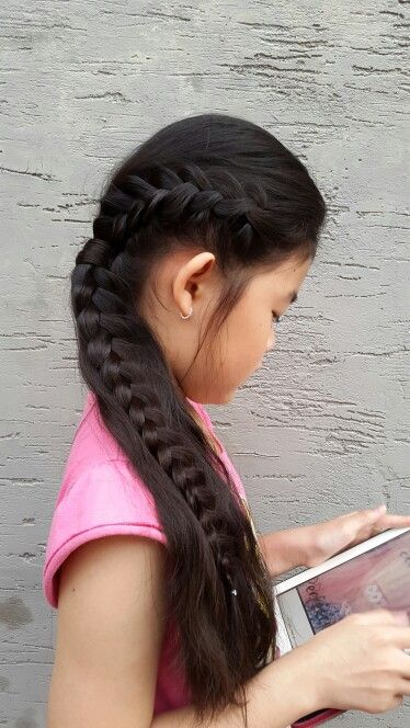 CGH viking braid
