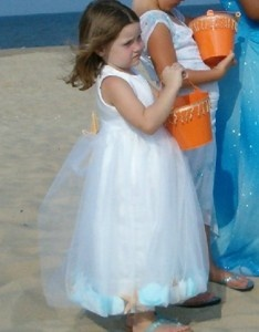1000 images about flower girls wedding dresses on for Casual flower girl dresses for beach wedding